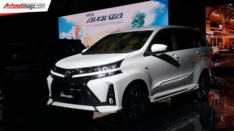 Review Toyota Avanza Veloz 2019 by Kelengkapan New Toyota Avanza Veloz 2019 Autonetmagz