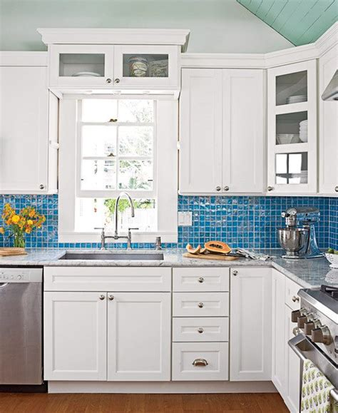 blue accessories for kitchen cozy island style cottage home in key west bliss 4799
