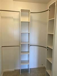 diy closet ideas Corner Closet DIY | Hometalk