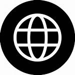 Icon Svg Web Circle Round Wide Onlinewebfonts