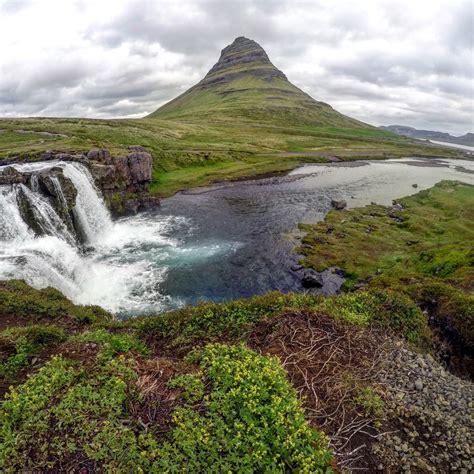 Kirkjufell Iceland Kirkjufell Iceland Icelands Most
