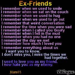 Imagenes De Sad Quotes For Ex Best Friends