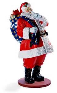 life size santa claus