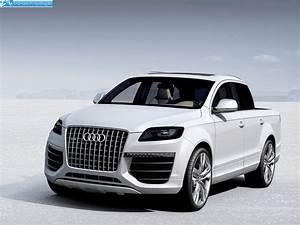 Pick Up Audi : audi q7 special edition pick up by paul phoenix virtualtuning it ~ Melissatoandfro.com Idées de Décoration
