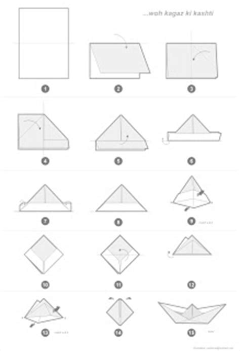 How To Make A Paper Boat Out Of Notebook Paper by How To Build A Boat Out Of Paper Details Selly Marcel