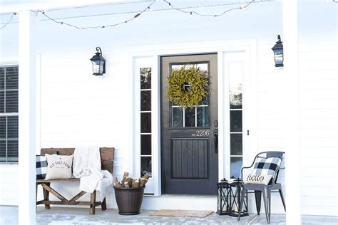 how to decorate a small bathroom 21 best winter porch decorating ideas