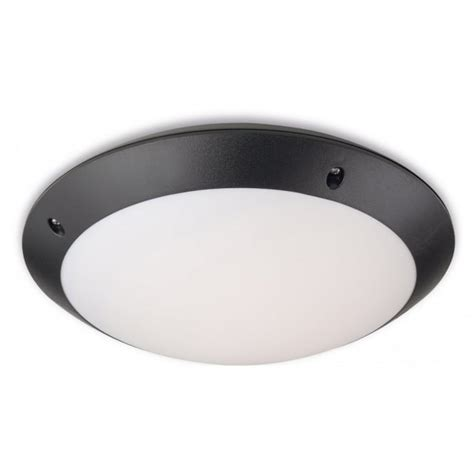 modern led flush ceiling light with built in motion detector