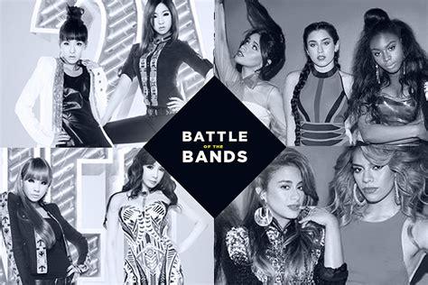 2NE1 vs. Fifth Harmony — PopCrush Battle Of The Bands ...