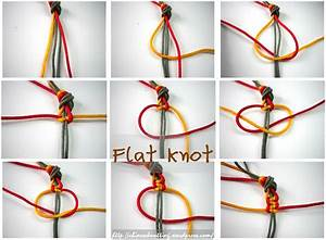 Flat Knot  Story And Tutorial