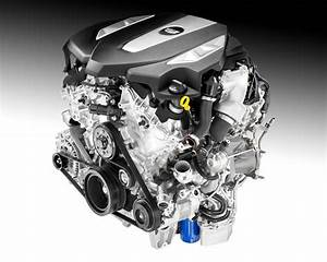 3 0l Twin-turbo Lgw V6 Engine To Power The 2016 Cadillac Ct6