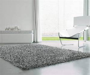 tapis shaggy gris clair With tapis poil gris clair