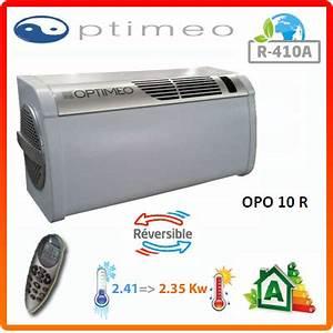 Bien Utiliser Sa Clim Reversible : climatisation r versible sans groupe ext rieur opo 10 r ~ Premium-room.com Idées de Décoration