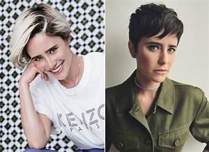 "Fernanda Vasconcellos adota novo visual: ""Sempre tive ..."