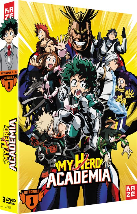 My Hero Academia  Streaming  Vostfr Adn