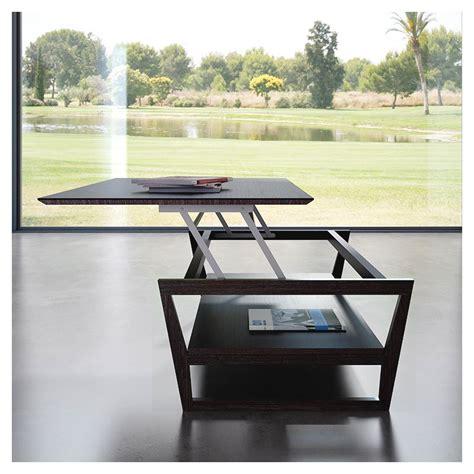 rv cuisine table basse relevable moderne maralba celda