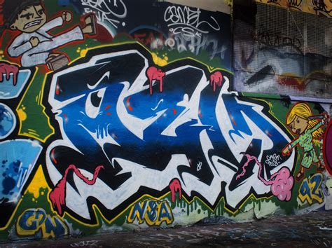 Graffiti Uk : Nsa-crew-liverpool-uk-graffiti-urban-art-azid___