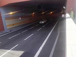 Tunel blanka výjezd dejvice