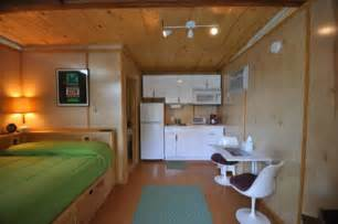 tiny homes interior pictures two poolside tiny houses high end humble living