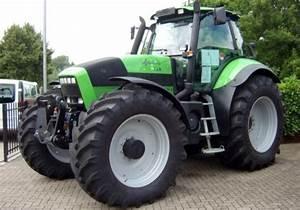 Deutz Fahr Agrotron 210 235 265 Tractor Service Repair
