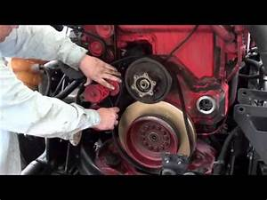 Cummins Isx How To Install Main Belt By Rawze
