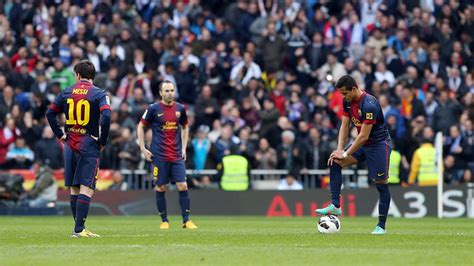 Barcelona vs. Real Madrid - 6 May 2018 - Soccerway
