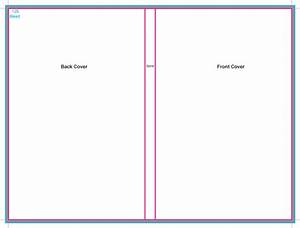 best photos of 6x9 blank book cover template book cover With 6x9 book template for word