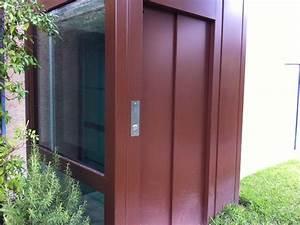 Ascenseur Exterieur Pour Handicapé Prix : installation d 39 un l vateur ext rieur avec structure et ~ Premium-room.com Idées de Décoration