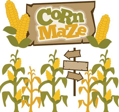 Corn Maze Clip Art