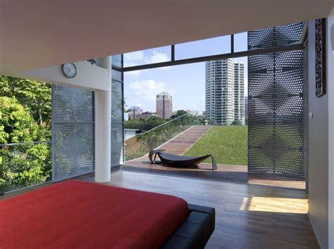 chambre de commerce singapour ooi house par czarl architects singapour construire