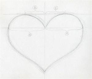 how to draw a heart | bhestforme