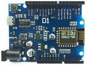 9 Esp8266 D1 Board Features Arduino Uno Headers