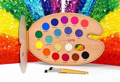 Palette Paint Glamlite Limited Edition Eyeshadow Palettes