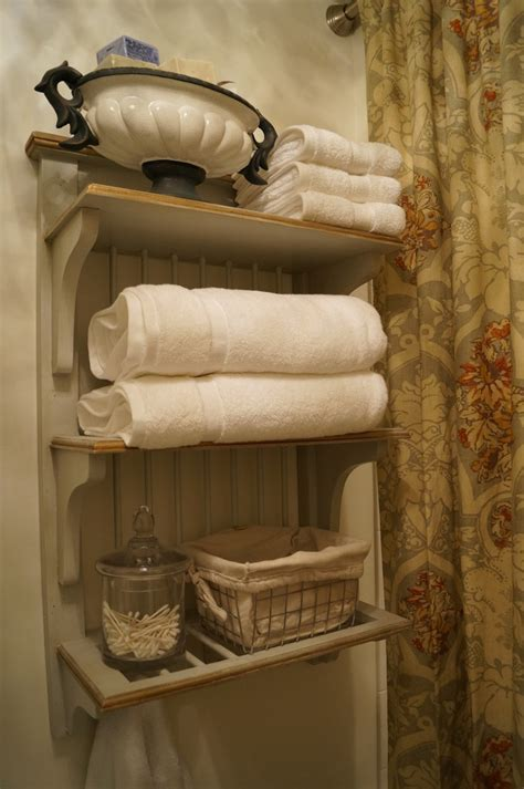 Interior Design Ideas for powder room storage Spaces
