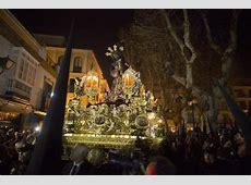 Salida de la imagen de jesús del gran poder Sevilla