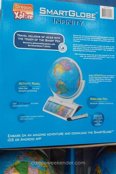 Oregon Scientific Xplore Smartglobe Infinity Interactive