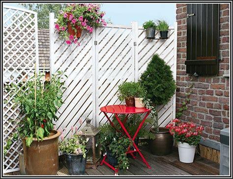 Sichtschutz Durch Pflanzen by Sichtschutz Balkon Durch Pflanzen Balkon House Und