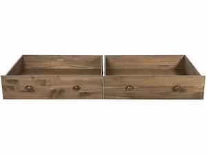 Tiroir De Rangement Sous Lit : tiroir de lit option rangement along vente de tiroir de lit conforama ~ Teatrodelosmanantiales.com Idées de Décoration