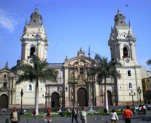 catedral de lima turismo org