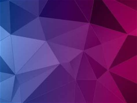 Pink And Purple Polygonal Abstract Background Design Free
