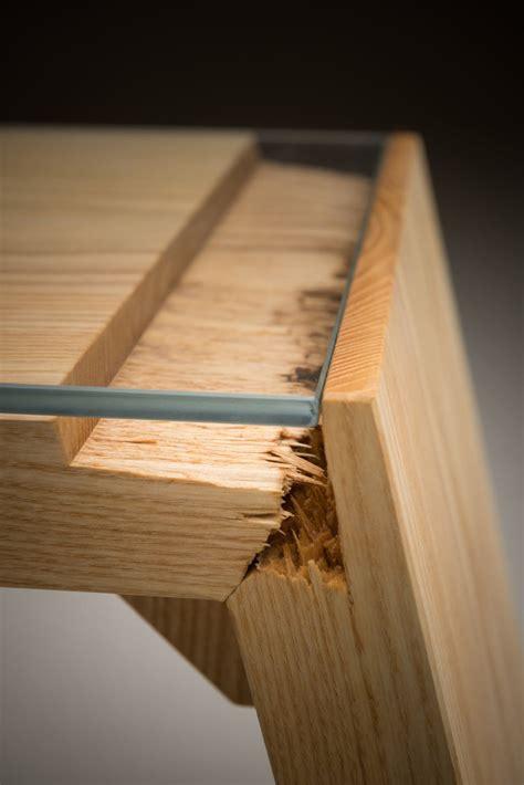 broken wood furniture  jalmari  table inhabitat