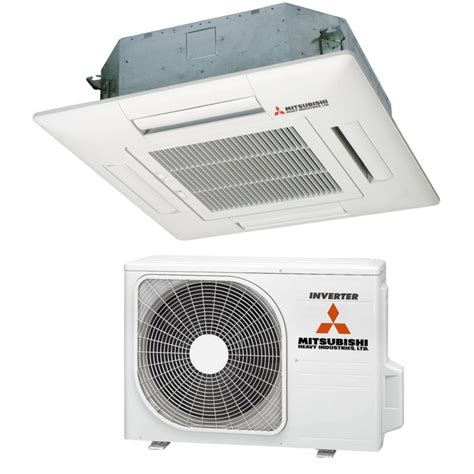 Mitsubishi Air Conditioner by Mitsubishi Ceiling Cassette Air Conditioner