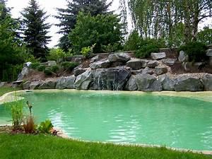 Kleiner Teich Mit Wasserfall : referenzen gartenpools von tara teich und garten ~ Whattoseeinmadrid.com Haus und Dekorationen