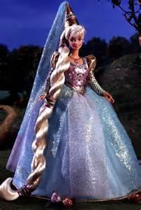 Barbie as Rapunzel Doll
