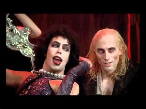 rocky horror picture show fan trailer youtube