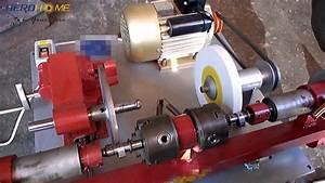 How To Grind Camshaft  U0026 Crankshaft