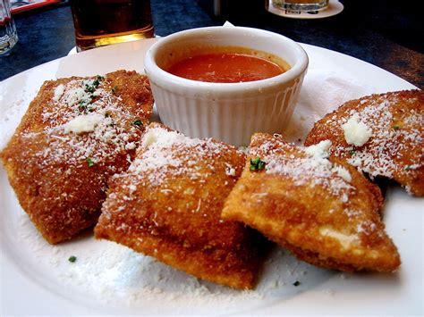 st louis cuisine toasted ravioli