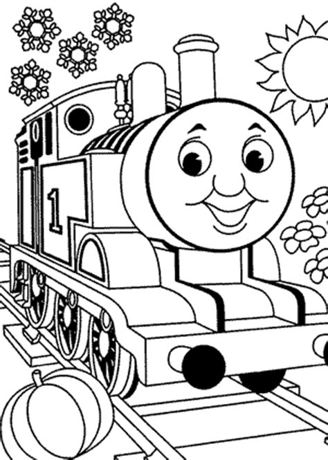 thomas  friends coloring pages  kids printable