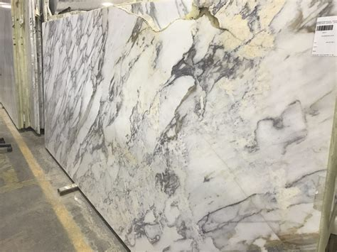 Calacatta Retro Gold Leather Marble   Colonial Marble
