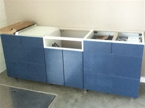 ikea kitchen base cabinets and drawer assembly tips and