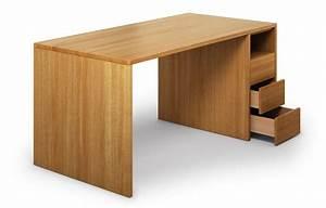 Schreibtisch Massivholz Eiche : labora aus eiche schreibtisch ~ Whattoseeinmadrid.com Haus und Dekorationen